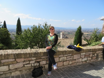 Andrea in Assisi
